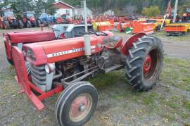 Tracteur Massey Ferguson 135 (Réf 52496)