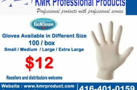 PPE products available for immediate delivery (Mis