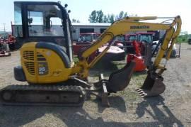 Excavatrice Komatsu PC35